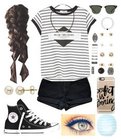 """""""There's gonna be one less lonely girl💘"""" by xo-arissa-xo ❤ liked on Polyvore featuring Levi's, MANGO, Converse, Lord & Taylor, NOVICA, Topshop, Ray-Ban, Everest, Forever 21 and Casetify"""