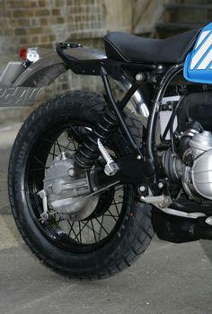 d39c17a9b Custom BMW R80 Scrambler Custom Bmw