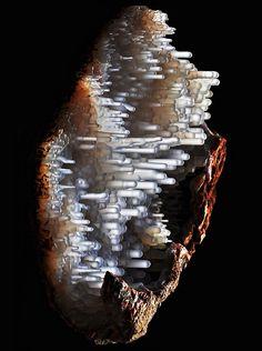 Minerals And Gemstones, Rocks And Minerals, Natural Gemstones, Types Of Crystals, Stones And Crystals, Diamond Quartz, Mineralogy, Crystal Magic, Beautiful Rocks