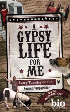 BIO comes a brand new look at real people who live extraordinary lives in A GYPSY LIFE FOR ME.
