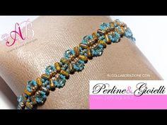 DIY Tutorial | Bracciale Valentine (San Valentino) | Free bracelet ...