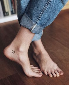 The most beautiful and most popular Couple Tattoos recommendations for those looking for Couple Heart Foot Tattoos, Finger Tattoos, Small Foot Tattoos, Heart Tattoo On Ankle, Female Tattoos Small, Small Tattoos For Couples, Cute Ankle Tattoos, Ankle Tattoo Small, Little Tattoos