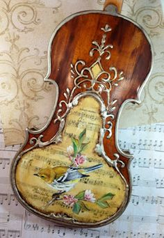 The Art of Toni Kelly: Art of the Violin.