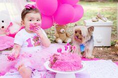 soniacolvara - Blog - Smash the cake - Parabéns pra você Manuela!