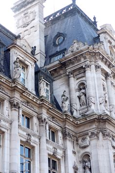 The Lovecats Inc - Paris Photo Diary - French architecture