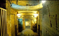 Seven Wonders of the Medieval World: The Catacombs of Kom el Shoqafa