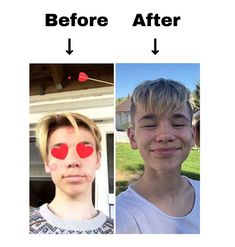 I love his new hair because it brings me back to 2016 when they were younger and they had shorter hair ❤️❤️❤️❤️❤️❤️ I Love Him, My Love, Shorter Hair, Great Friends, New Hair, Round Sunglasses, Short Hair Styles, Bring It On, Celebrities