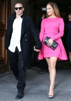 Jennifer Lopez: Lady in Pink | Fashion Fame