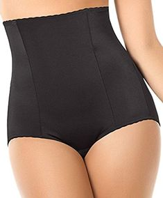 c37a43dd66 Leonisa High-Waisted Girdle with Butt Lifter Benefit at Amazon Women s  Clothing store  Waist Shapewear