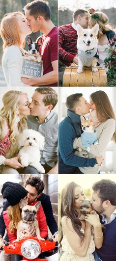 How To Include Your Furry Friends 18 Super Adorable Engagement Photo Ideas With Dogs!