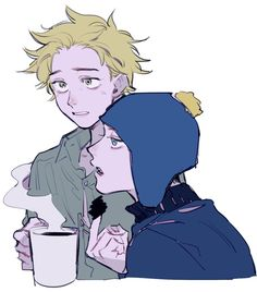 ❤️Craig x Tweek❤️