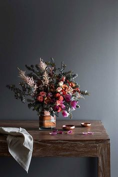 Haymes 2015 Colour Forecast Launch Party l Paint Colours 2015 Fall Flowers, Beautiful Flowers, Exotic Flowers, Fresh Flowers, Orange Rosen, Bouquet Champetre, Ikebana, Color Trends, Color Inspiration
