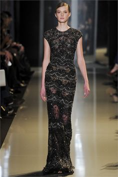 Elie Saab - Haute Couture Spring Summer 2013 - Shows - Vogue.it