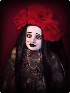 Gothic Porcelain Dolls