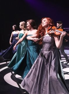 Fabulous Night of Music Celtic Woman Ancient Land Performance - Create. Celtic Music, Celtic Art, 11th Wedding Anniversary, Celtic Thunder, Celtic Dragon, Irish Traditions, Beautiful Voice, Night Out, Ball Gowns