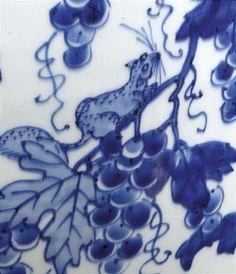 Qing Kangxi Detail