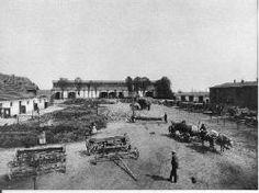Domäne Dahlem - Historische Aufnahme Anfang 1900