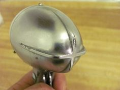 Vintage 1930'S OLD Antique Shure Microphone Ultra Crystal 706s Rocket Ship L K another view.