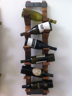 Wine Racks by FALLENOAKDESIGNS on Etsy,