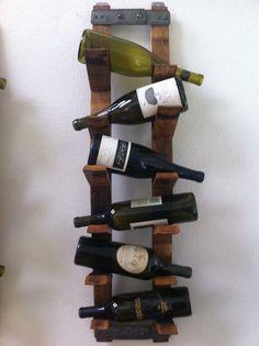 Wine Racks by FALLENOAKDESIGNS on Etsy,
