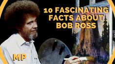 2:33min video 10 Fascinating Facts About Bob Ross