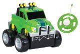 """Kid Galaxy """"My 1st RC"""" Monster Truck - #kidsstuff #kids #toys #games #toysandgames #boys #girls -   4102822 Features: -Go Go Auto Monster Truck.-Include a unique steering-wheel style two buttons remote.-Squeezable, soft and a child safe vehicle.-Easy"""