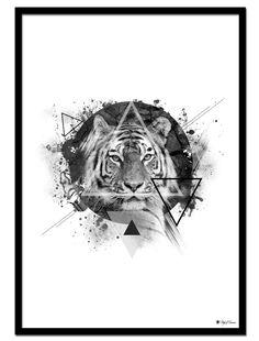 'Pantera Tigris' poster --> www.peopleoftomorrow.no