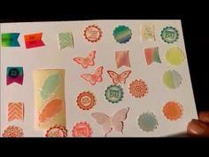 DIY Tutorial Sticker für z.B. FILOFAX, Tauschbriefe und und und :)