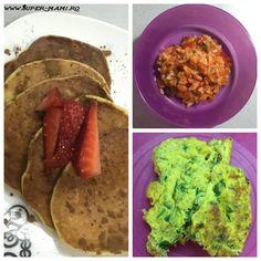 Ce mănâncă un bebeluş de zece luni - meniu pentru o săptămână. Idei de mâncăruri pentru bebeluş. Meniu pentru bebeluş. Ce gătim pentru bebeluş Guacamole, Quinoa, Broccoli, Sushi, Tacos, Mexican, Ethnic Recipes, Food, Essen