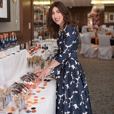 Yael from the Jewish Latin American Princess with a dress from Dainty Jewell& - Modest Fashion - #