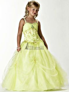 Tiffany Princess 13239 Ball Gown Girls Pageant Dress ad958e71b586
