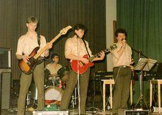 Kun Péter Kunos - Katonaság, Nagykanizsa 1986.08.28.-1988.02.18. (H.R.T - Helyőrségi Rock és Tánczenekar)