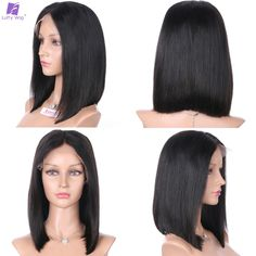Synthetic Wigs Hair Extensions & Wigs Fei-show Blonde Wig Fei-show Synthetic Heat Resistant Fiber Bangs Short Wavy Bob Hair High Temperature Women Carnival Hairpiece Bright Luster