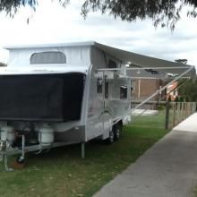 Hire a Caravan/Camper across Australia and see our great country the way you want to!!