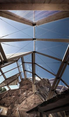 Peoples Meeting Dome by Kristoffer Tejlgaard + Benny Jepsen, Bornholm, Denmark.