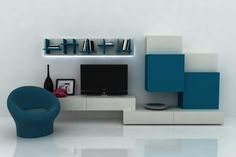 Centro de entretenimiento - Targo muebles
