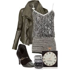 A fashion look from September 2013 featuring Topshop tops, Witchery jackets and The Old Curiosity Shop shoes. Browse and shop related looks.