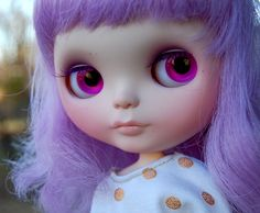 https://flic.kr/p/jge8d1 | Custom no. 122 (Lavender Hug) | I need to put a few more days of work into her sister and they'll be ready to come home :)