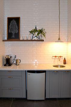 LIVERPOOL by Ceragres #tiles #ceramics #white #kitchen