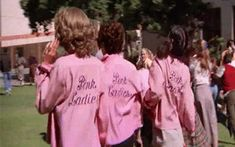 grease pink ladies - Google Search
