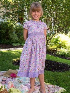 Baby Rose Girls Dress   Baby :Beautiful Designs by April Cornell
