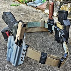 Save those thumbs Airsoft, War Belt, Tactical Solutions, Battle Belt, Army Gears, Tac Gear, Combat Gear, Shooting Gear, Chest Rig