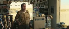 No country for old men - Gas station scene