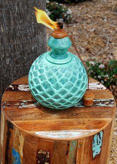 Legends Direct // The Original Maui Ebony Tiki Torch   $55.99 | MX House  Ideas | Pinterest | Tiki Torches