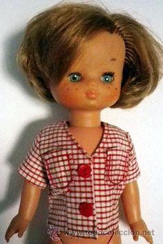 blusa camisa krizia para lesly confeccionada a mano, sin muñeca