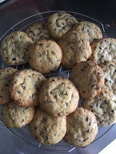 Charlotteauchocolat58 | Blog culinaire Lyon: Cookies coeur Nutella