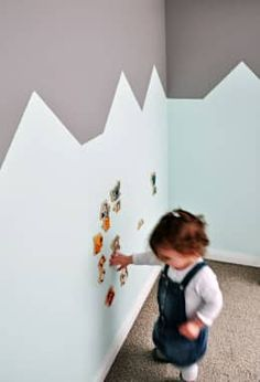 skandinavische Kinderzimmer von AWUU