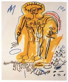 untitled Jean-Michel Basquiat 1982