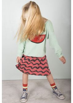Watermelon sweatshirt by Bobo Choses