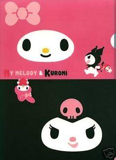 My Melody/Kuromi